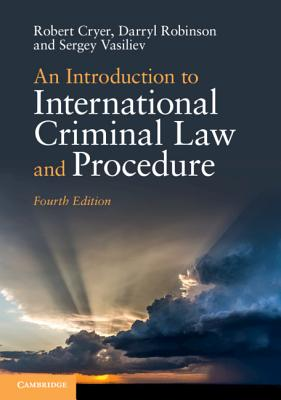 An Introduction to International Criminal Law and Procedure Cover Image