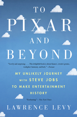 Cover for To Pixar and Beyond