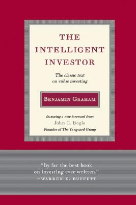 Intelligent Investor: The Classic Text on Value Investing Cover Image