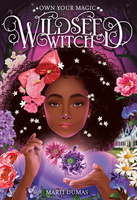 Wildseed Witch (Book 1) Cover Image