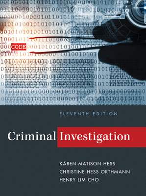 Criminal Investigation Cover Image