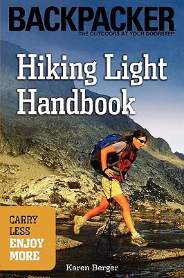Hiking Light Handbook (Backpacker Magazine) Cover Image