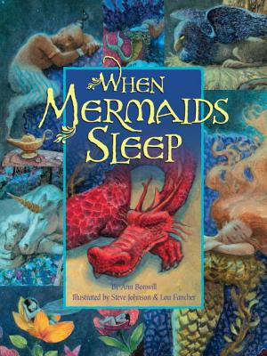 When Mermaids Sleep Cover