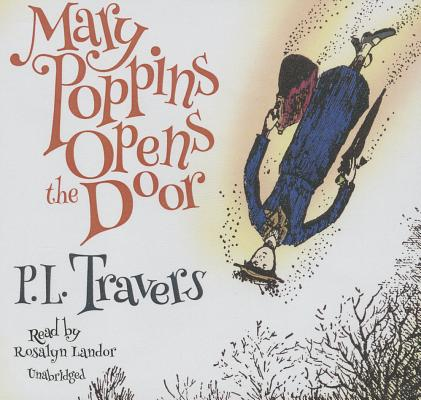 Mary Poppins Opens the Door Cover Image