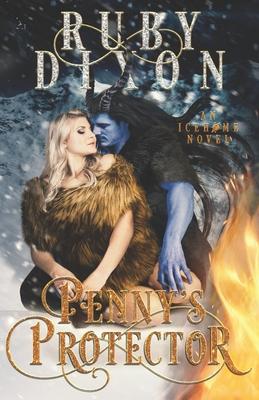 Penny's Protector: A Sci-Fi Alien Romance Cover Image