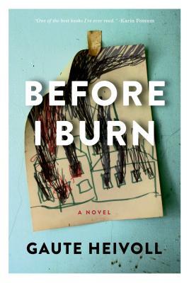Before I Burn Cover