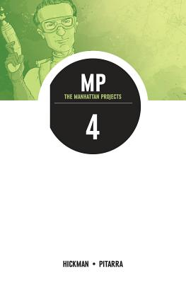 Manhattan Projects Volume 4: The Four Disciplines cover image