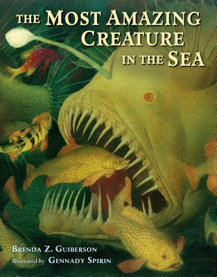 The Most Amazing Creature in the Sea Cover