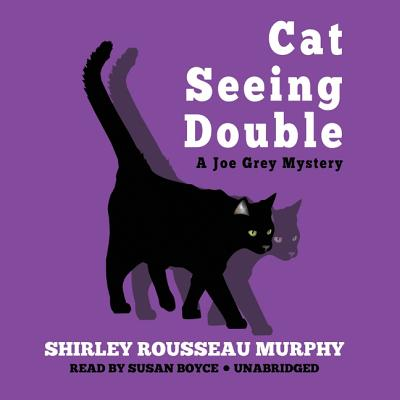 Cat Seeing Double Cover Image