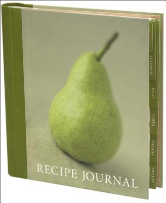Pear Recipe Journal Cover