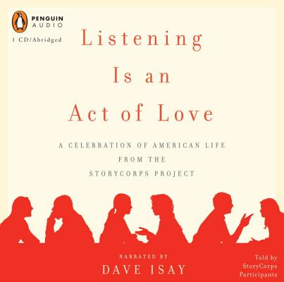 Listening Is an Act of Love Cover