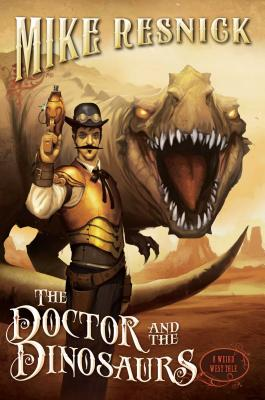 The Doctor and the Dinosaurs Cover