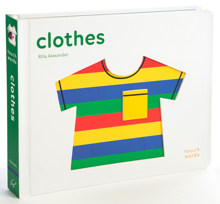 TouchWords: Clothes Cover Image