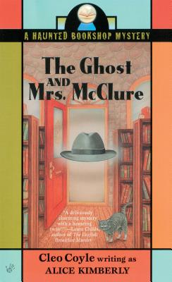 The Ghost and Mrs. McClure Cover