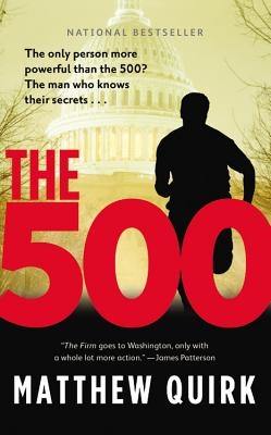 The 500: A Novel (Mike Ford #1) Cover Image