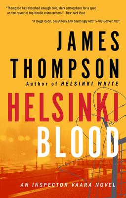 Helsinki Blood (An Inspector Vaara Novel #4) Cover Image