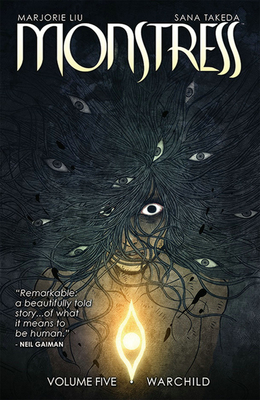 Monstress Volume 5 Cover Image