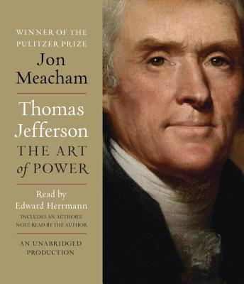 Thomas Jefferson: The Art of Power Cover Image