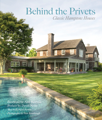 Behind the Privets: Classic Hamptons Houses Cover Image