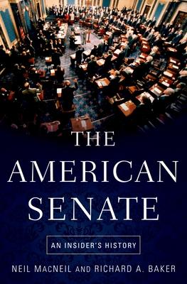 The American Senate Cover