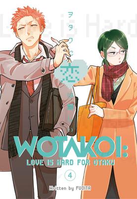 Cover for Wotakoi