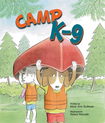 Camp K-9 Cover