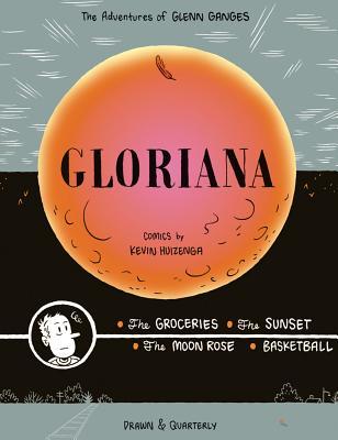 Gloriana Cover