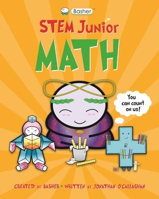 Basher STEM Junior: Math Cover Image