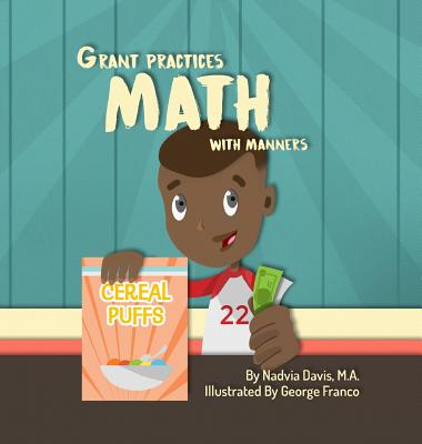 Grant Practices Math with Manners Cover Image
