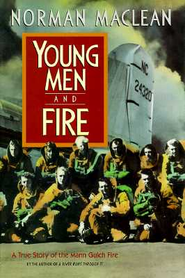 Young Men and Fire Cover Image