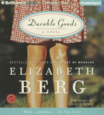 an analysis of the novel durable goods by elizabeth berg 2018-04-03  central bucks school district summer reading --2018 cb east,  durable goods by elizabeth berg  a novel set against the three decades of afghanistan's history shaped by soviet.