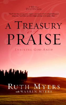 A Treasury of Praise Cover