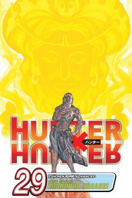 Hunter x Hunter, Vol. 29 Cover Image