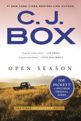Open Season (A Joe Pickett Novel #1) Cover Image