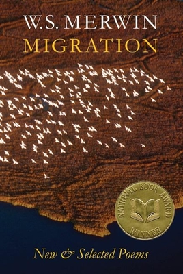 Migration: New & Selected Poems Cover Image