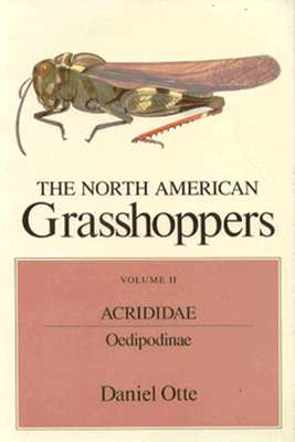 Cover for The North American Grasshoppers, Volume II