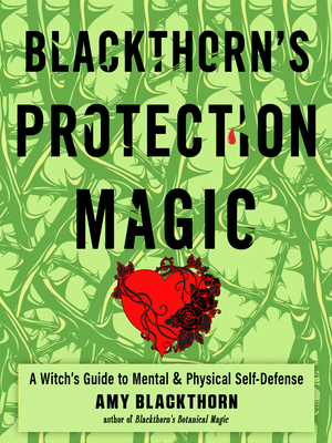 Cover for Blackthorn's Protection Magic