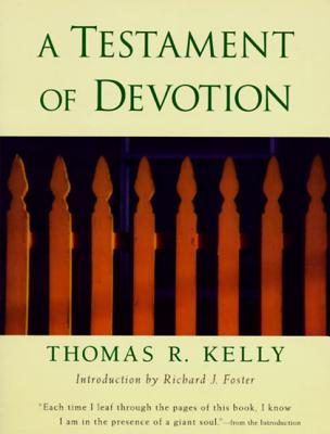 A Testament of Devotion Cover