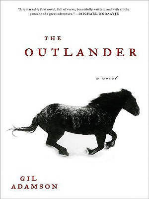 The Outlander LP Cover