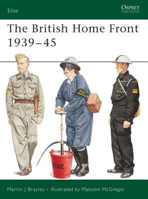 The British Home Front 1939 45 Cover