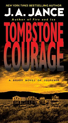 Tombstone Courage (Joanna Brady Mysteries #2) Cover Image