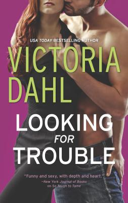 Looking for Trouble (Girls' Night Out #1) Cover Image