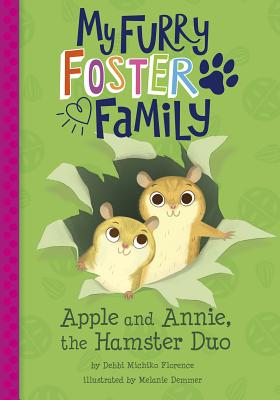 Apple and Annie, the Hamster Duo Cover Image