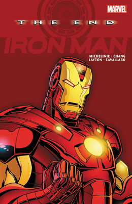 Iron Man: The End Cover Image