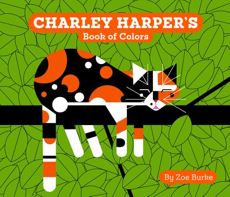 Charley Harper's Book of Colors Cover Image