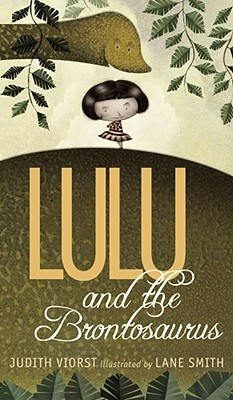 Lulu and the Brontosaurus (The Lulu Series) Cover Image