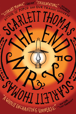 The End of Mr. Y Cover