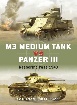 M3 Medium Tank vs. Panzer III Cover