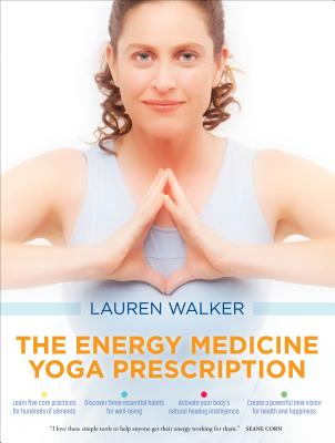 The Energy Medicine Yoga Prescription Cover