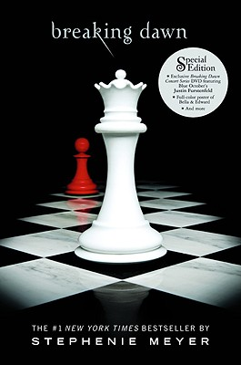 Breaking Dawn Special Edition Cover Image
